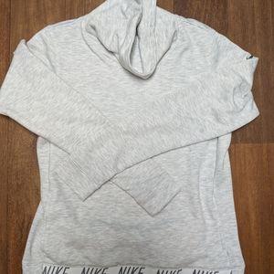 Nike Funnel Neck Fleece Sweater